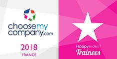Logo Trainees 2018